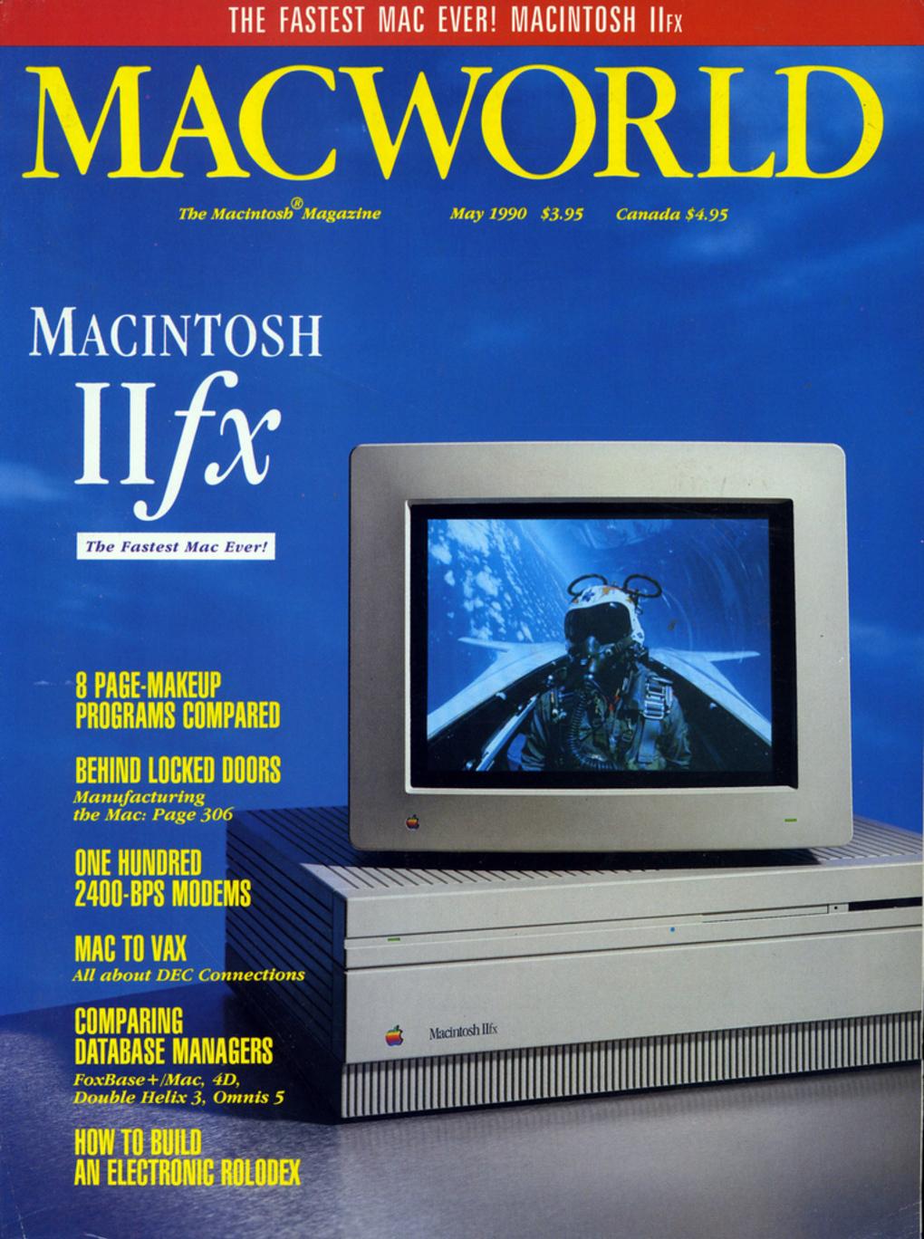 Foto de Revista Macworld (3/16)