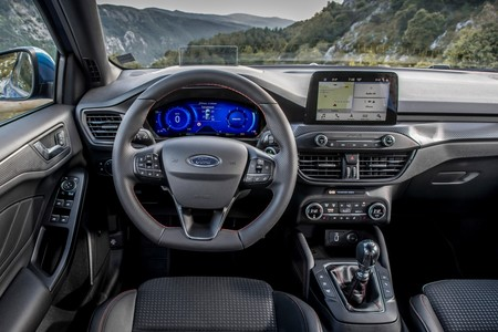 Ford Focus 2020 06 Interior
