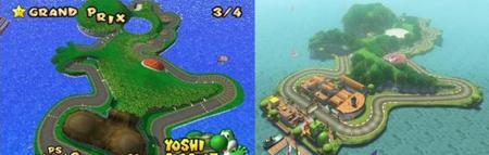El nuevo DLC de Mario Kart 8 nos trae de vuelta algunos de los circuitos más clásicos
