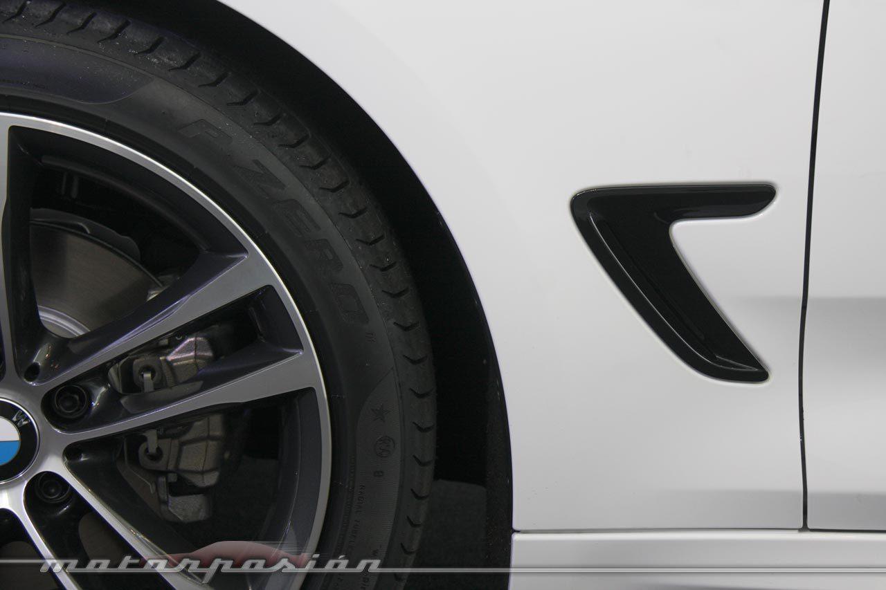 Foto de BMW Serie 3 GT (Presentación estática) (18/43)
