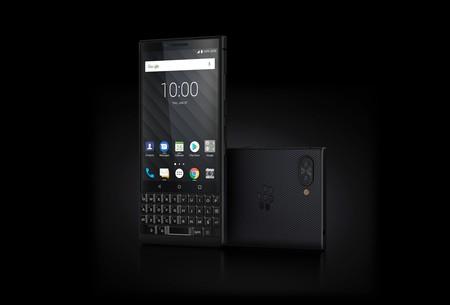 BlackBerry KEY2: doble cámara y 6 GB de RAM para un Android que sigue apostando por el teclado físico