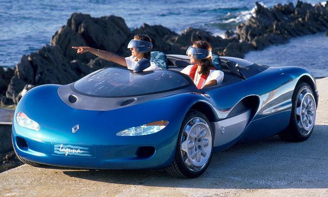 Renault Laguna 1990