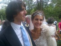 El clan Missoni se ha ido de boda, la princesa Margherita ha dado el 'sí, quiero'