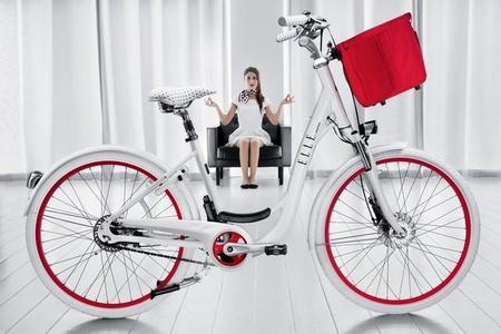 Elle de Matra, la bicicleta eléctrica femenina