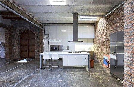loft cocina