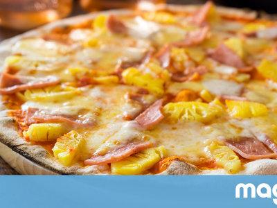 El presidente de Islandia prohibiría la pizza con piña si de él dependiera. Y al mundo le parece normal