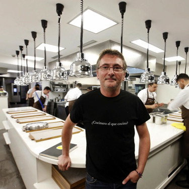 La cocina de Mugaritz, uno de los mejores restaurantes del mundo viene a México