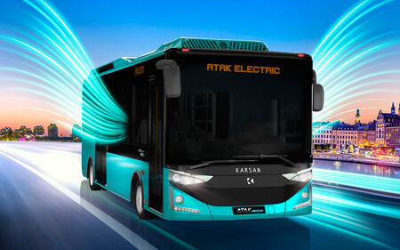 Este autobús eléctrico se convierte en el primero de la historia en completar un Barcelona - Madrid