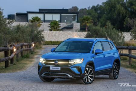 Volkswagen Taos Opiniones Lanzamiento Mexico 8