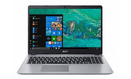 Otra opción potente a precio ajustado: el Acer Aspire 5 A515-52-76DF, en eBay con el cupón PDESCUENTO5 sólo te costará 597,55 euros