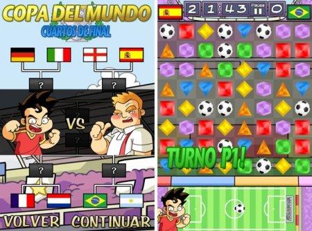 World Stars Soccer Puzzle Edition, juego para iPhone con sabor hispano para el fin de semana