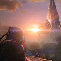 Mass Effect Lengendary Edition presume de sus mejoras gráficas frente a los juegos originales en un vídeo comparativo