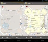 La localización en interiores llega a Android con la versión 6.0 de Google Maps