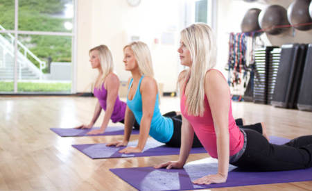 El ejercicio en la mujer también es necesario