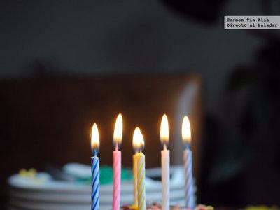 17 tartas fáciles para hacer con niños