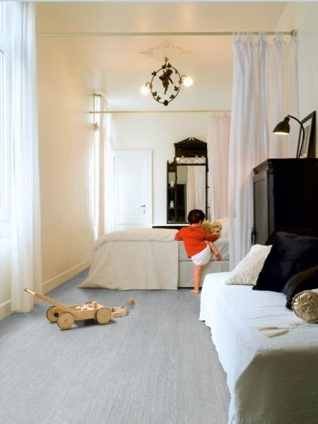 C mo combinar y contrastar paredes puertas suelos y - Ideas para suelos de interior ...