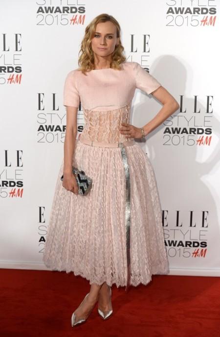 Diane Kruger de Chanel
