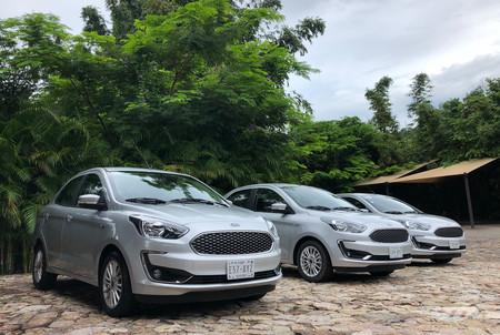 Ford Figo 2019 Mexico 8