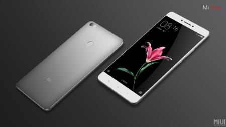 """Xiaomi Mi Max es oficial, phablet gigante de 6.44"""" y batería de 4,850 mAh"""