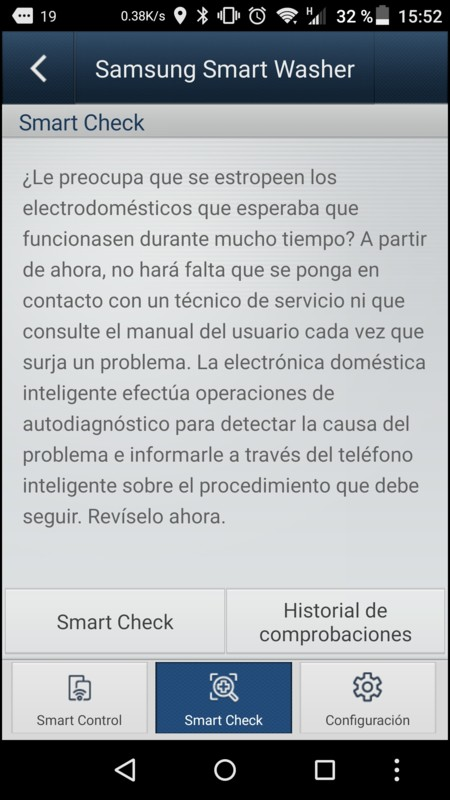 Smart Check Samsung