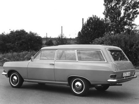 Opel Rekord Caravan 65