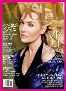 Igual se les ha ido de las manos el retoque de Kate Winslet en Vogue