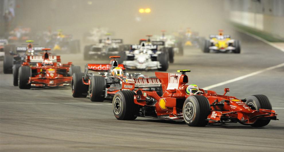 Foto de F1 Singapur (22/25)