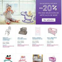 Toys 'r us nos ofrece un 20% de descuento extra en una selección de artículos de bebé