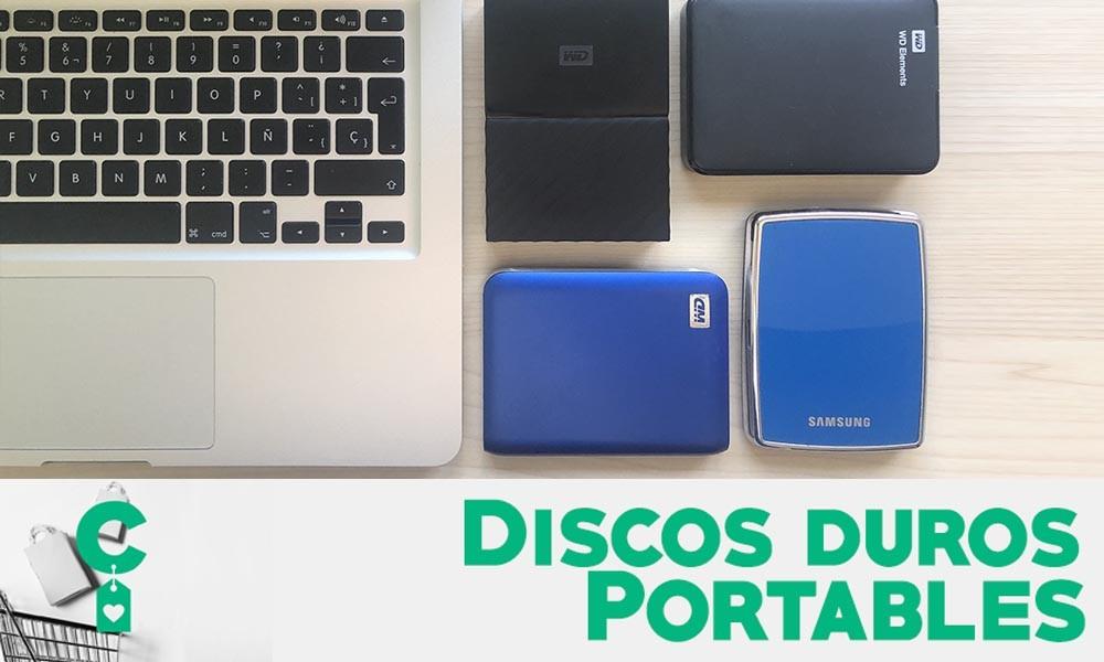 Discos duros HDD portátiles ¿cuál es mejor comprar? Consejos y recomendaciones