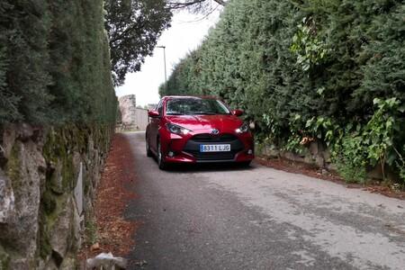 Prueba Nuevo Toyota Yaris 7