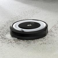 Robot aspirador iRobot Roomba 695, con conectividad WiFi, por 199 euros y envío gratis en eBay