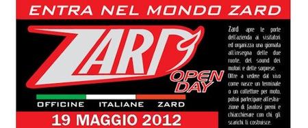 Cartel Zard Open Day