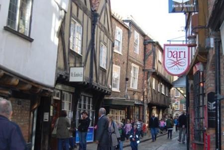 calles de York
