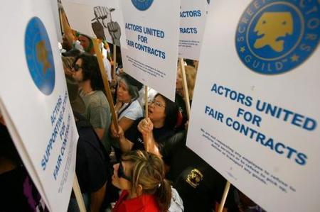 Actores y estudios vuelven a negociar