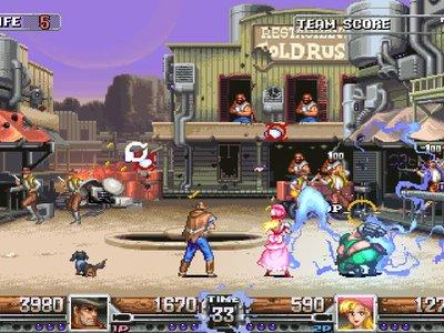 Wild Guns, una de las joyas de Super Nintendo, se confirma, por fin, para Steam