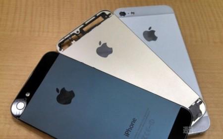 iPhone 5S color dorado