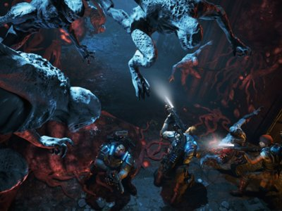 Gears of War 4 demuestra su potencial en un gameplay de diez minutos en 4K [GC 2016]