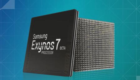 Samsung Exynos 7420 Soc Galaxys6
