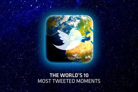 Los diez momentos más twitteados del año 2011