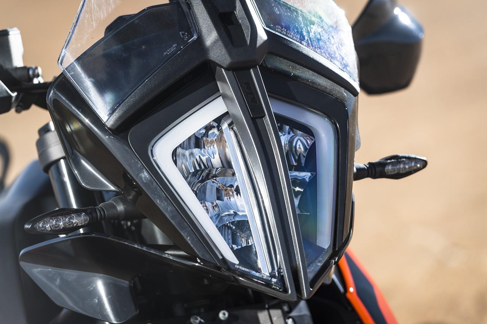 Foto de KTM 790 Adventure 2019, prueba (73/128)