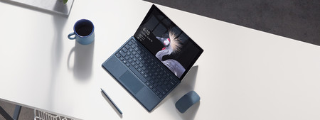 Surface Pro: la potencia de Intel y Windows 10 en un diseño continuista con mayor autonomía