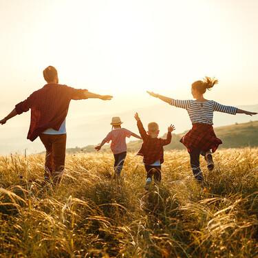 21 buenos hábitos que hacen felices a los niños