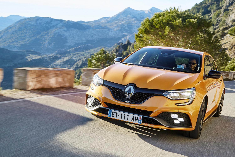 Foto de Renault Mégane R.S. 2018, toma de contacto (102/129)