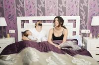 Cómo sobrevivir a las primeras noches con el bebé