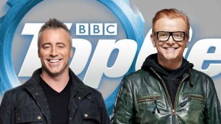 Duelo en la tele: 'Top Gear' es demasiado pequeño para Matt LeBlanc y Chris Evans