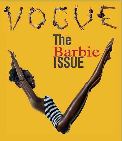 Barbie se hace portada en edición limitada
