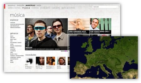 Zune Pass, el servicio de música por streaming de Microsoft, llegaría a Europa en los próximos meses