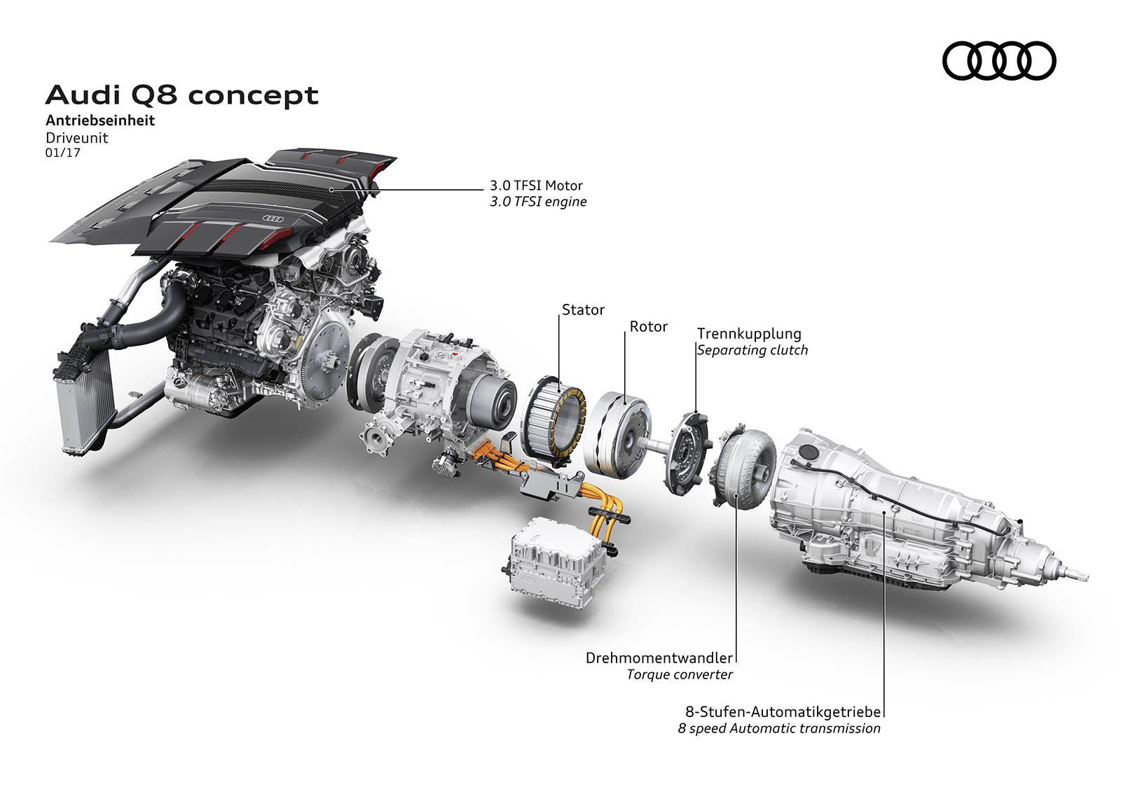 Foto de Audi Q8 Concept (13/39)