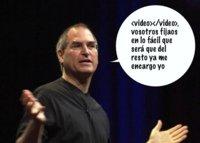 Steve Jobs defiende H264 ante OGG, Gregory Maxwell responde