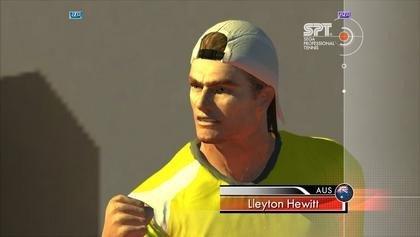 Imágenes de Virtua Tennis 3